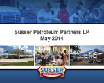 Energy Transfer Partners Acquisition of Susser Holdings Corporation