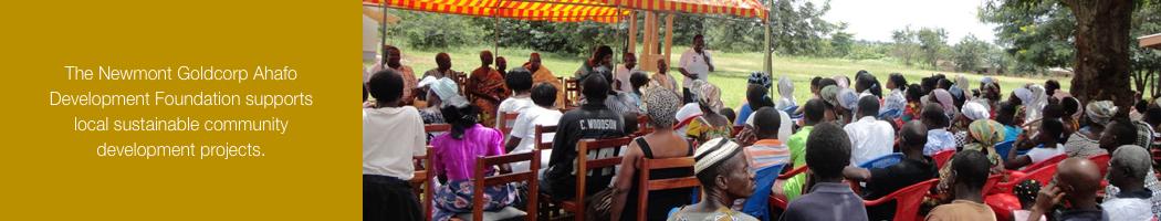 Ahafo-Community