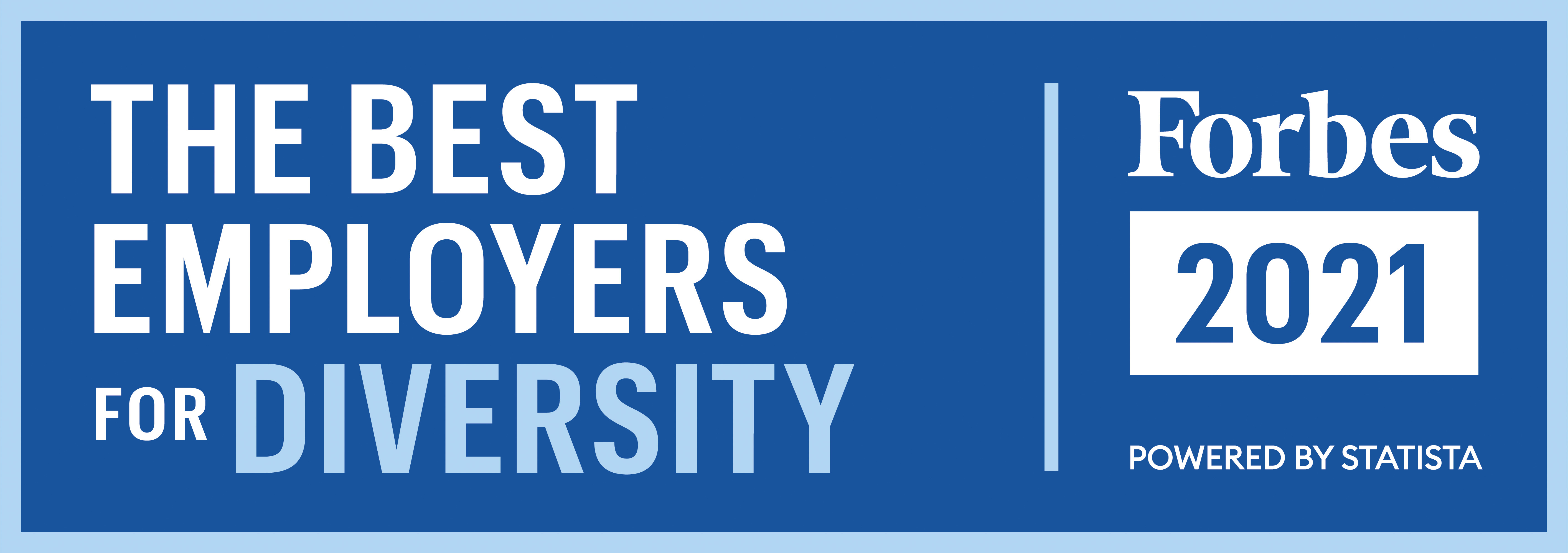Forbes recognizes Ryder as one of the top companies in the United States dedicated to diversity, equality, and inclusion as part of the fourth annual list of America's Best Employers For Diversity in 2021. (Photo: Business Wire)