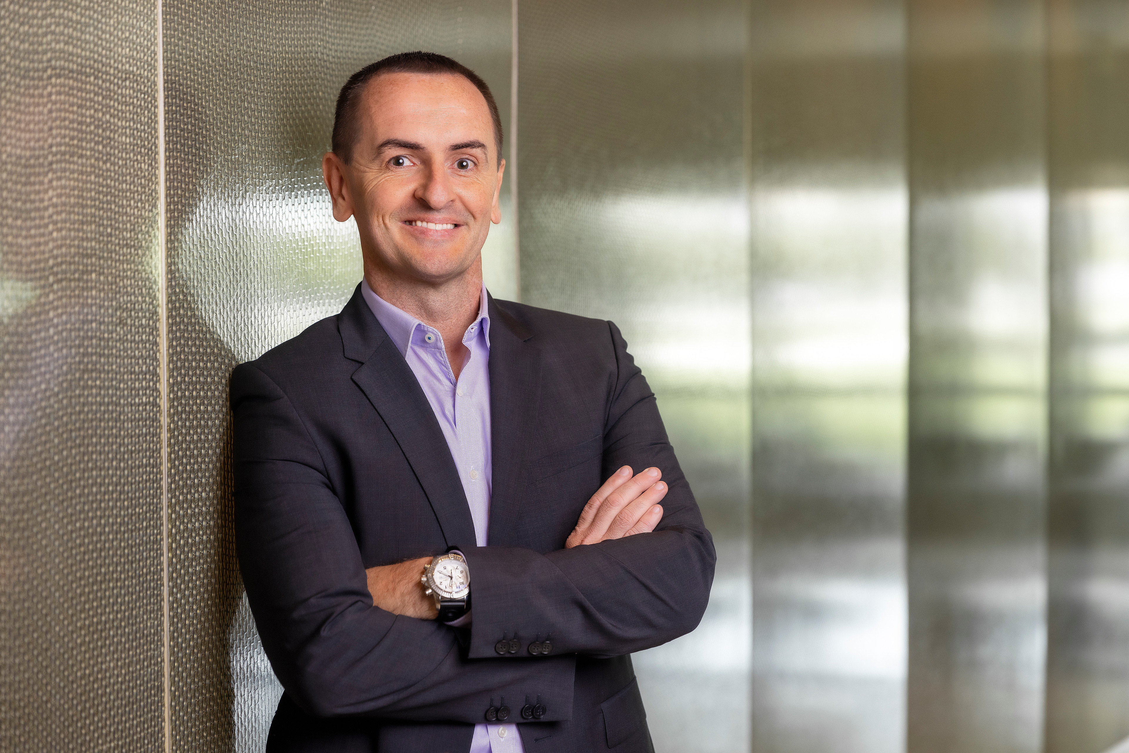 Mr. Pluta is responsible for leading the development and execution of Ryder customer-facing, new technology and innovation products for Ryder Fleet Management Solutions, the company's largest business segment. (Photo: Business Wire)