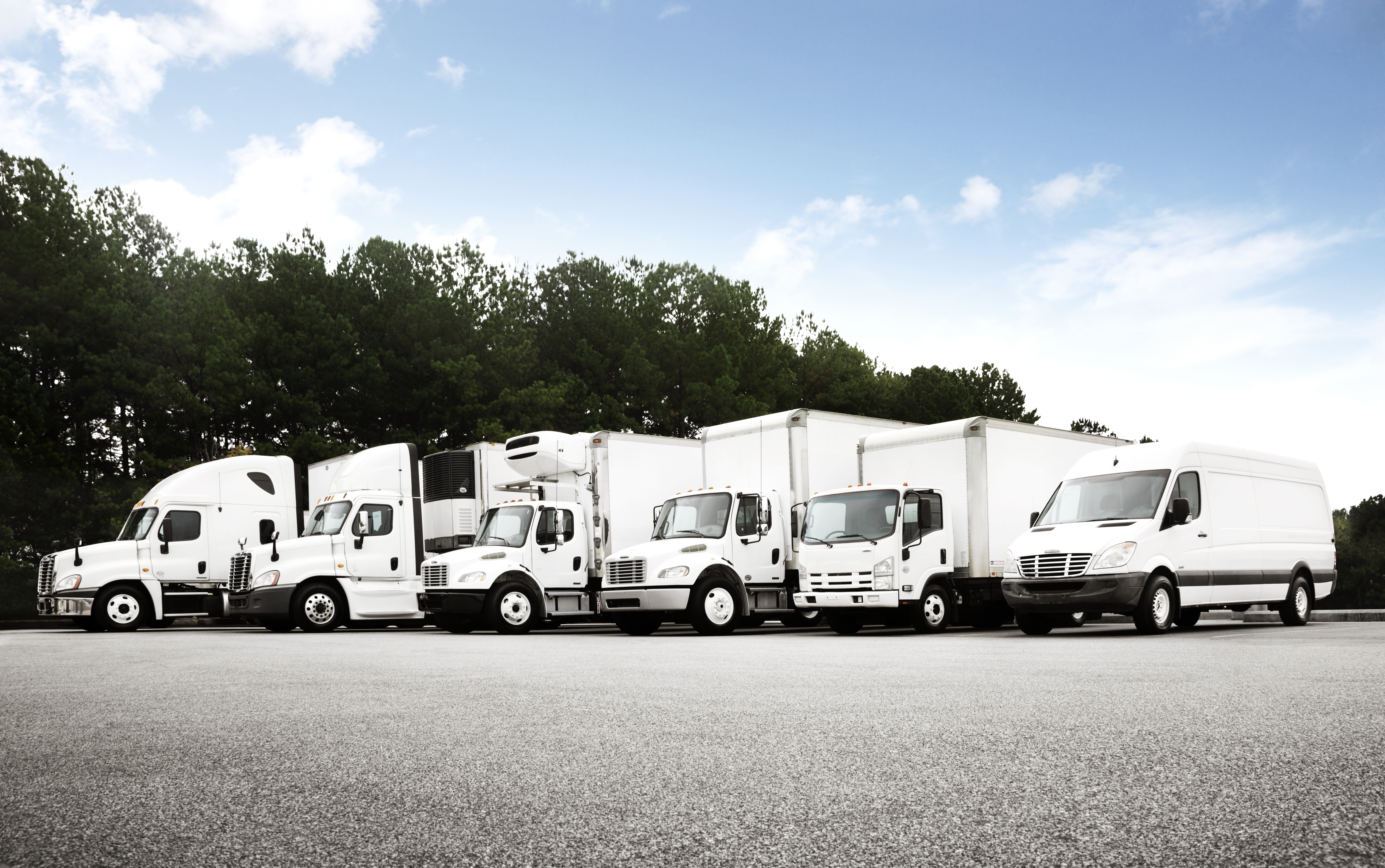 Ryder offers customers pre-owned vehicle inventory in three categories: Ryder Certified, Ryder Verified, and Ryder Reclassified for commercial vehicles, consisting of day cabs, sleepers, reefers, box trucks, sprinters, cargo vans, and trailers. (Photo: Business Wire)