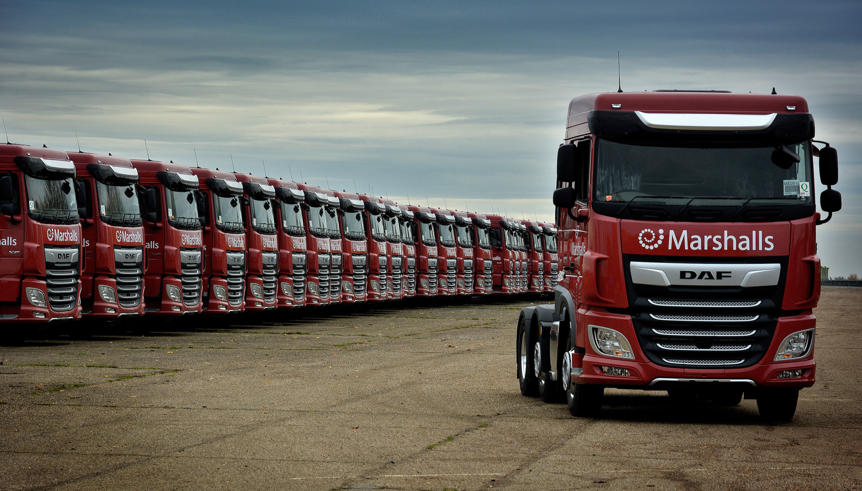 """We've worked really hard to understand the demands of Marshalls' transport operation, which is complex and involves a significant number, and wide range, of vehicle types. I believe Ryder's size and strength as a business give us a real advantage in supporting a transport operation as large and diverse as Marshalls."""