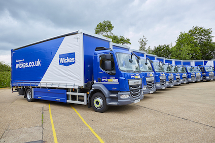 """Wickes requires a first-class delivery service with modern vehicles engineered to support their unique operational needs. We've spent the last 18 months getting to truly understand the Wickes business and today's increasing demands for home delivery. The growing and developing relationship that has evolved underlines the commitment to excellence pursued by both organisations."""