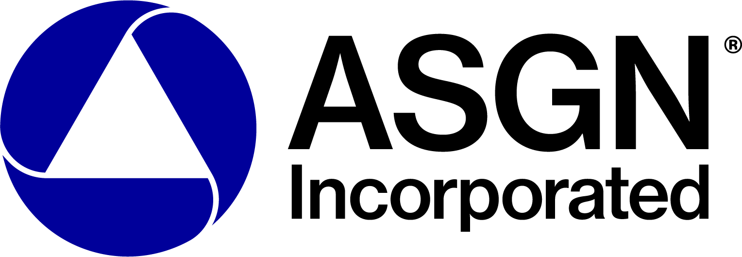 Asgn Incorporated Ecs To Develop Data Consolidation Solution For
