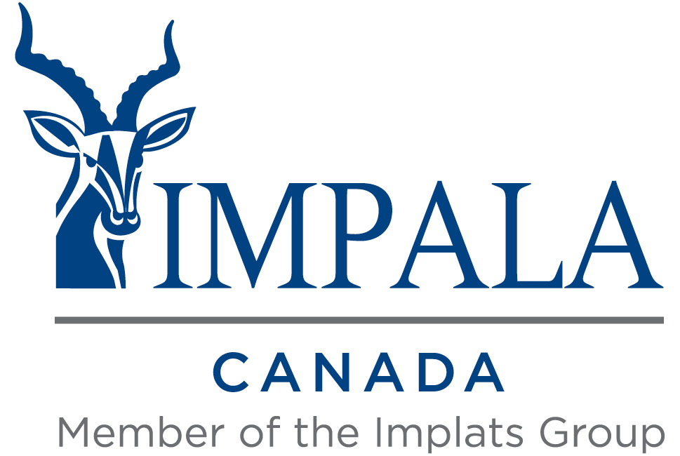 Impala Member of the Implats Group Logo