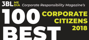100 best corporate citizens 2018