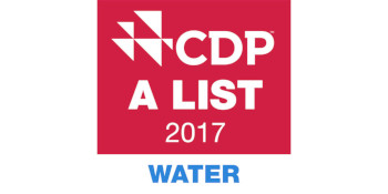 CDP A LIST 2017 water